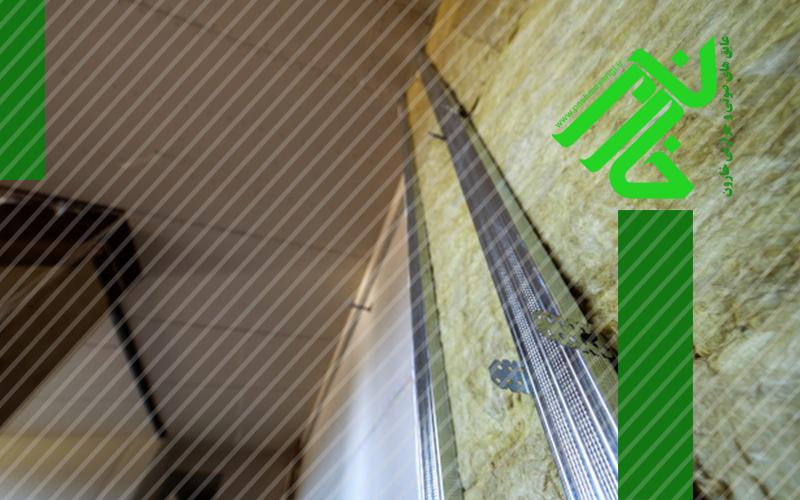 فروش عایق صوتی پشم سنگ پتویی