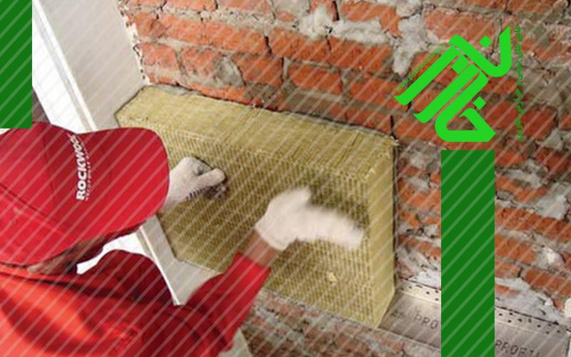 فروش پشم سنگ تخته ای اصفهان